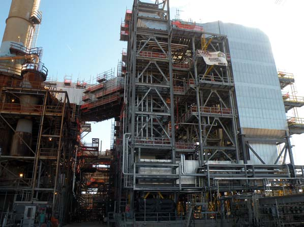 SCR Reactors and Balance of Plant Ductwork for a Oil Refinery in Baytown, Texas
